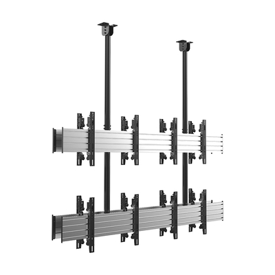 VCM-D4 Multi-screen 2X2 Video TV Wall Ceiling Mount