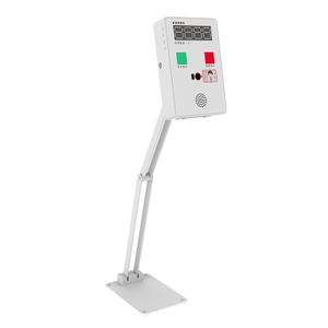 Fever Detection & Thermal Scanning Solution Temperature Detector adjustable wall mounted and Desktop base stand