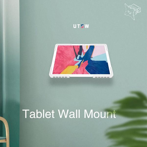 UTSW Wall-mounted tablet stand