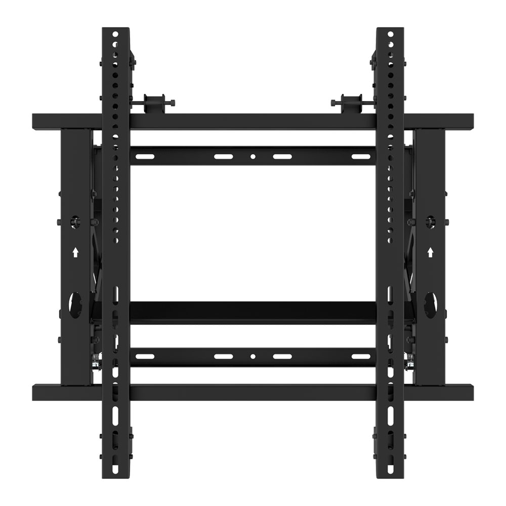 Gas Spring Micro adjusted video wall mount